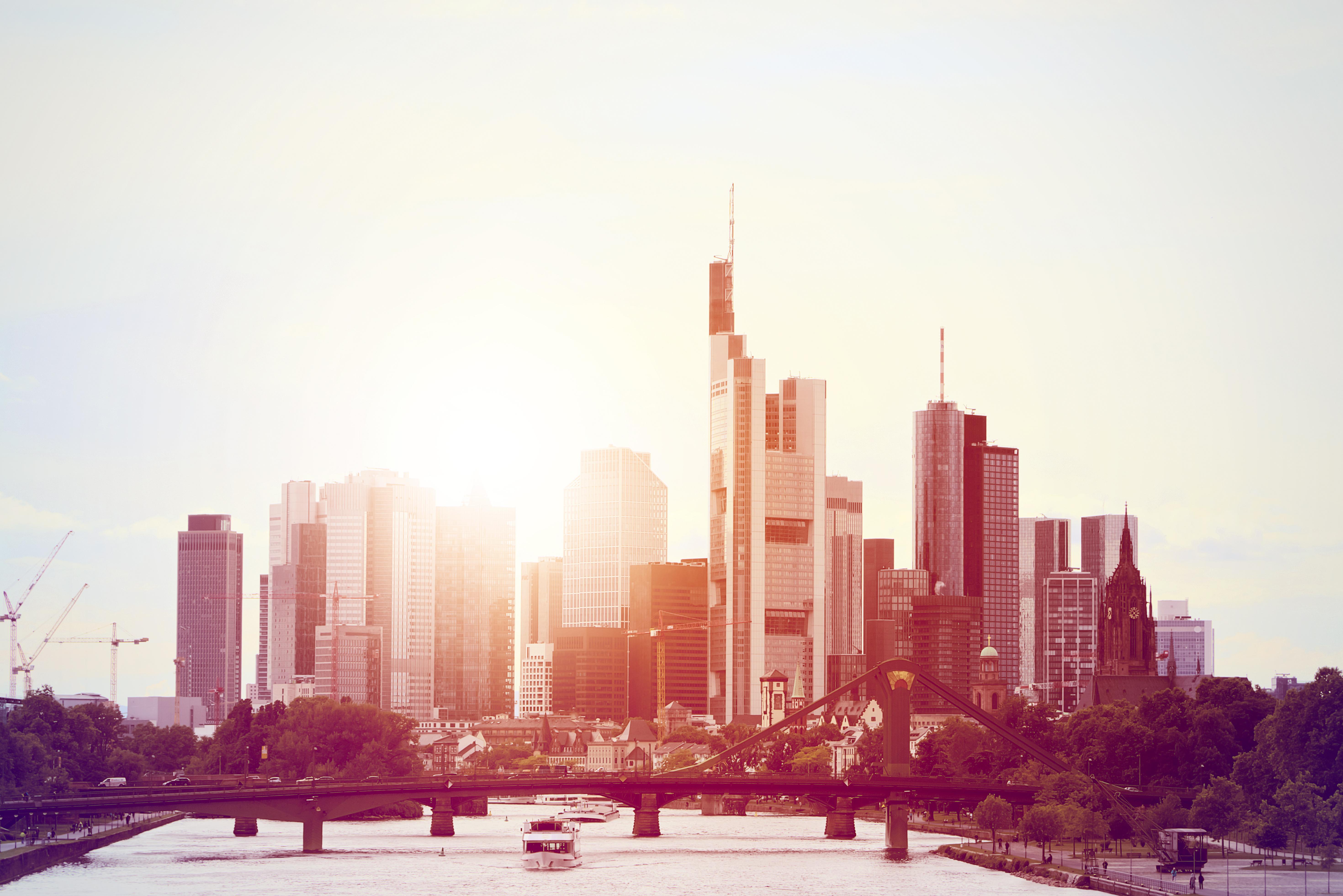 Im Herzen von Frankfurt